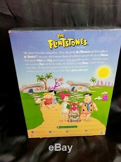 12 Mattel Barbie Doll Flintstones Wilma & Betty Silver Label 2008 Mint NRFB