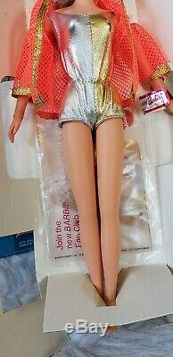 1969 NEW LIVING BARBIE Doll auburn hair Mint Box Vintage Mod 1960's Rare NRFB