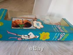 1969 TALKING STACEY BARBIE Doll British friend TITIAN Vintage 1960's Mint Box