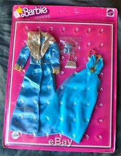 1977 NRFB 2062 Vintage Barbie Sears Exclusive Superstar Blue n Gold Fashion MINT
