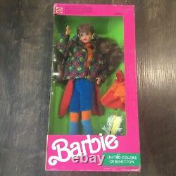 1990 Vintage Barbie Benetton Teresa Doll. Mint in box