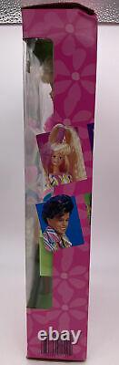 1991 TOTALLY HAIR Blond Barbie Doll Longest Hair Ever with Styling Gel #1112 NRFB