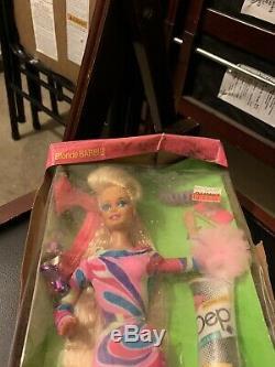 1991 Totally Hair Barbie HTF Rare NRFB Vintage Mattel DEP unopened Damaged Box