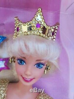 1995 Jewel Hair Mermaid Barbie, Midge, Teresa COMPLETE SET of 4 NRFB