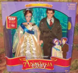 1997 RARE Anastasia & Dimitri Always & Forever Giftset
