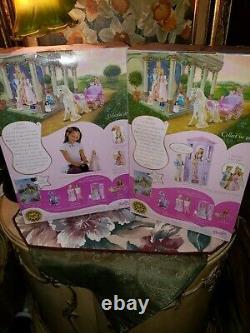 2001 Barbie as Rapunzel And Prince Stefan Lot