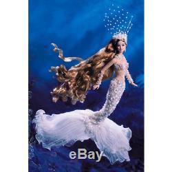 2001 NRFB Barbie Fantasy Enchanted Mermaid Limited Edition Doll #53978 MINT