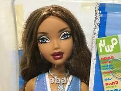 2006 Barbie My Scene Sporty Style Adidas Madison / Westley Doll Rare