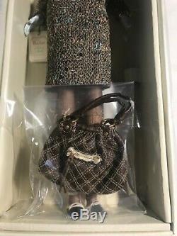 2006 Tweed Indeed Silkstone Barbie Doll Gold Label NRFB MINT