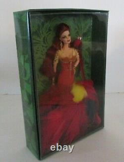 2008 Barbie Doll The Scarlet Macaw Gold Label L9659 NRFB Mint 6700 issued