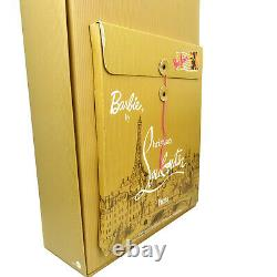 2009 Gold Label Christian Louboutin Catsuit Barbie Model Muse Doll