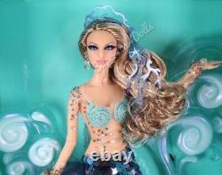 2012 Gold Label The Mermaid Barbie Doll BNIB MINT