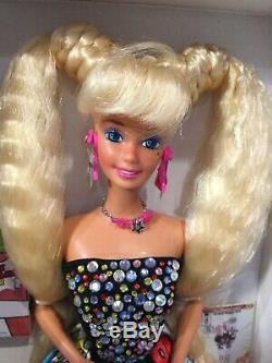 2018 IDC Italian Doll Convention Barbie Comic Superstar Magia 2000 Mint Nrfb