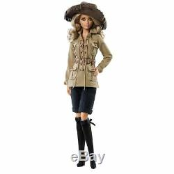 2018 Platinum Label Yves Saint Laurent Barbie Doll FJH71 -NRFB Mint