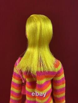 Alte Vintage Color Magic Barbie Blonde 60er Jahre Mint Super Rare
