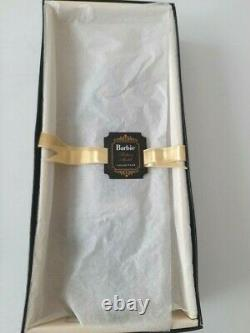 Amazing Fiorella Silkstone Gold Label Doll Is Mint Nrfb- Box Is Not Mint