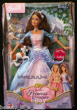 Anneliese Erika Barbie Doll Princess and the Pauper Kelly Wedding Fashion Lot 10