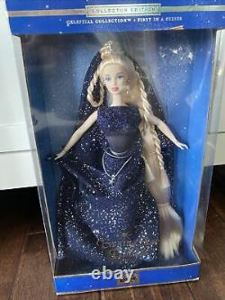 Barbie Celestial Collection Lot Of 3-Evening Star Morning Sun Midnight Moon