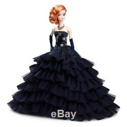 Barbie Collector BFMC Midnight Glamour Silkstone Doll Mint