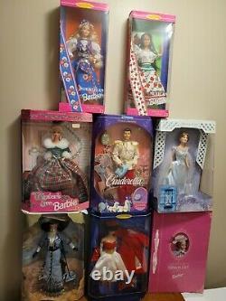 Barbie Collector Lot