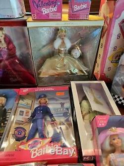 Barbie Doll Lot NIB Massive 30+ NR