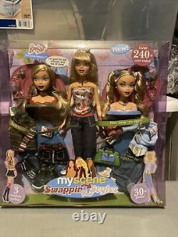 Barbie Doll My Scene Swppin Styles Nib
