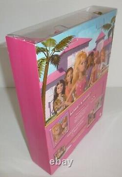Barbie Life in The Dreamhouse Doll Barbie & Midge Giftset. MINT NRFB