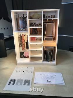 Barbie Look Collection Wardrobemint Box & Shipper2012