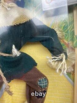 Barbie Mattel Wizard of Oz Lot Of 5 Glinda Tin Man Scarecrow Dorothy NEW