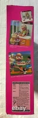 Barbie Mcdonald's Restaurant With Talking Drive Thru Mattel 1994 Sealed Nrfb