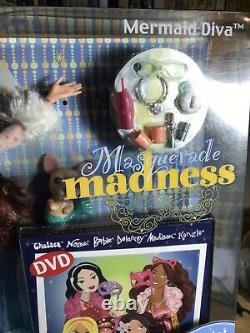 Barbie My Scene Doll Masquerade Madness Chelsea Mermaid & Accessories NIB
