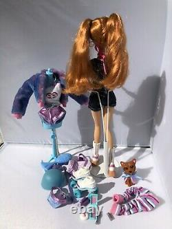 Barbie My Scene Doll Masquerade Madness Kenzie Disco Derby Rooted Eyelashes VHTF