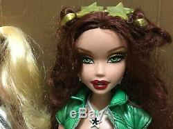 Barbie My Scene Roller Girl Kennedy Chelsea Madison Nolee Jointed Doll Lot Rare