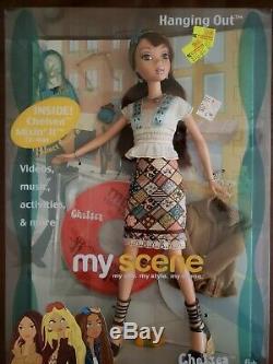 Barbie My Scene huge lot Sutton Madison Bryant Barbie Chelsea Nolee