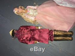 Barbie Princess and the Pauper King Dominick Julian Lot 3 Anneliese Erika Sings