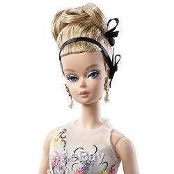 Barbie Silkstone BFMC Classic Cocktail Dress Doll MINT