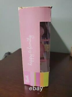Barbie happy family pregnant midge & baby NIB