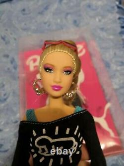 Barbie style by chriselle lim, keith harring, puma doll lot