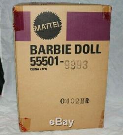 Bob Mackie Radiiant Redhead Barbie Doll New in Sealed Shipper Mint