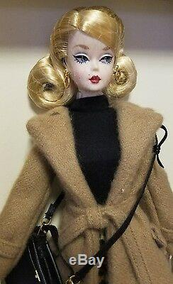 CLASSIC CAMEL COAT Silkstone Barbie Mint Factory Tissued MINT NRFB