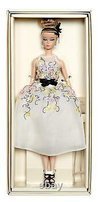Classic Cocktail Dress Silkstone Barbie MINT & BRAND NEW DGW56
