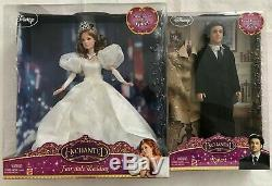 Disney Enchanted Fairytale Wedding Doll Giselle and Robert