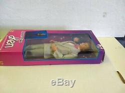 Dream Glow Barbie Doll & Ken Doll Vintage 1985 Classic Never Removed From Box