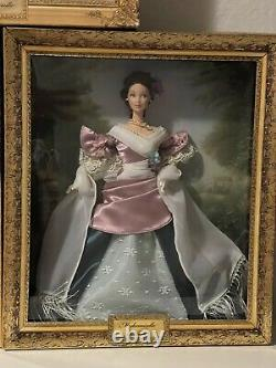 Duchess Emma, Lady Camille, Mamoiselle Isabelle Barbie NEW Portrait Collection