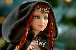 Faraway Forest Elf Barbie Doll 2014 Gold Label Mattel Bcr05 Mint In Tissue