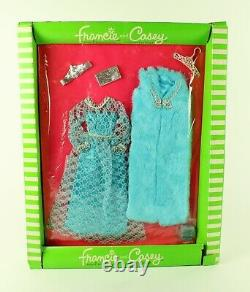 Francie dolls Twilight Twinkle outfit #3459 for Barbies cousin Mint & NRFB