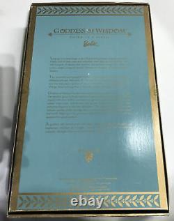 GODDESS OF WISDOM BEAUTY SPRING BARBIE DOLL Classical Greek Lot of 3 NIB