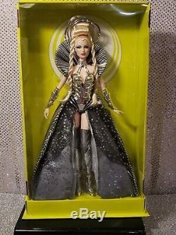 Goddess Of The Galaxy Barbie Doll 2011 Gold Label Mattel T7678 Mint Nrfb