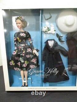 Grace Kelly THE ROMANCE Gold Label GENUINE SILKSTONE BARBIE Mattel MINT. NRFB