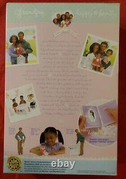 Grandpa Doll Grandma Doll Happy Family Barbie Doll Ken African American NRFB AA